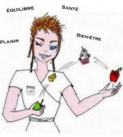 Cavadore Alexandra - Diététicien