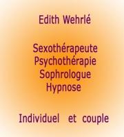 Wehrlé Edith - Psychothérapeute